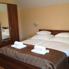 Отель Attila Apartmanhaz комната для гостей фото 4