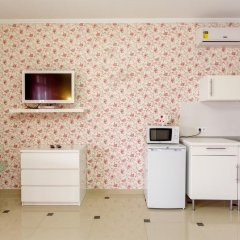 Мини-Отель Amosov's House Стандартный номер с двуспальной кроватью фото 24