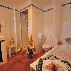 Отель Hacienda El Santiscal - Adults Only Люкс с различными типами кроватей фото 9