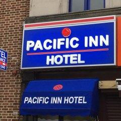 Essex Inn Hotel парковка