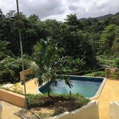 Отель Tha Lagoon Spot бассейн