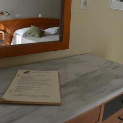Evripides Hotel 2* Стандартный номер с различными типами кроватей фото 6