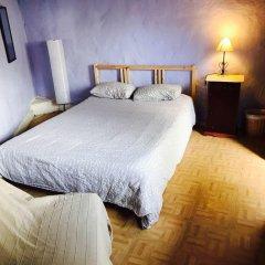 La Terrera Youth Hostel комната для гостей