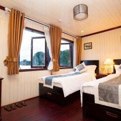 Отель Halong Phoenix Cruiser 4* Стандартный номер с различными типами кроватей фото 2