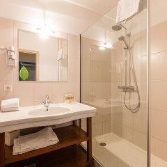 Отель de Flandre Бельгия, Гент - 2 отзыва об отеле, цены и фото номеров - забронировать отель de Flandre онлайн ванная фото 2