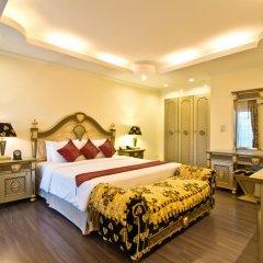 Отель LK Royal Suite Pattaya 4* Стандартный номер с различными типами кроватей фото 11