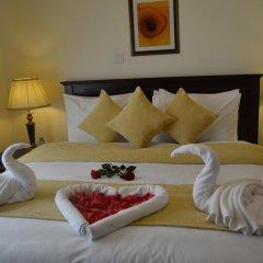 Отель Al Hayat Hotel Apartments ОАЭ, Шарджа - отзывы, цены и фото номеров - забронировать отель Al Hayat Hotel Apartments онлайн комната для гостей фото 17