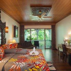 Отель Tropica Bungalow Resort 3* Номер Делюкс с различными типами кроватей фото 10