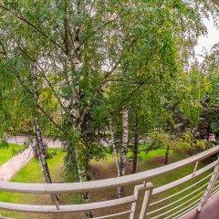 Гостиница Яхонты Ногинск 4* Стандартный семейный номер с двуспальной кроватью фото 5