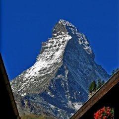 Отель Marmotta di Montagne балкон