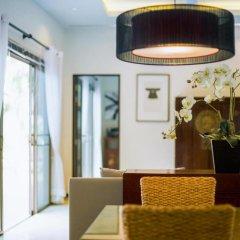 Отель Two Villas Holiday Oriental Style Layan Beach 4* Вилла с различными типами кроватей фото 26