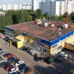 Гостиница Talinnskaya 16k1 в Москве отзывы, цены и фото номеров - забронировать гостиницу Talinnskaya 16k1 онлайн Москва парковка
