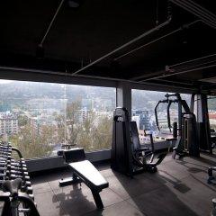 Отель G Penthouse фитнесс-зал фото 3