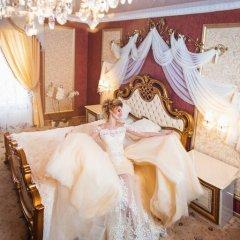 Гостиница La Belle Restoranno-Gostinichny Complex Стандартный номер двуспальная кровать фото 7