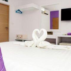 Отель The Frutta Boutique Patong Beach 3* Стандартный номер с двуспальной кроватью фото 2