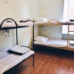 Хостел Capsularhouse Кровать в общем номере с двухъярусной кроватью
