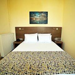 Отель Orestias Kastorias 2* Стандартный номер с различными типами кроватей фото 4