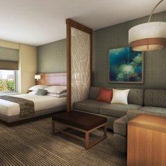 Отель Hyatt Place Detroit/Novi 3* Стандартный номер с различными типами кроватей фото 5