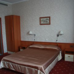 Каравелла отель 3* Апартаменты с разными типами кроватей фото 20