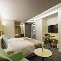 Отель A First Myeong Dong 3* Стандартный номер фото 8