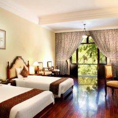 Hotel Saigon Morin 4* Номер Делюкс с различными типами кроватей фото 2