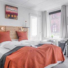 Hotel Domir Odense 2* Стандартный номер с двуспальной кроватью фото 9