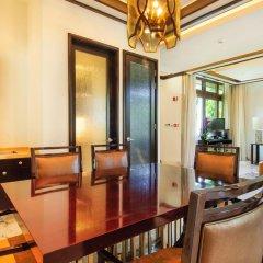 Отель The St. Regis Sanya Yalong Bay Resort – Villas питание фото 2