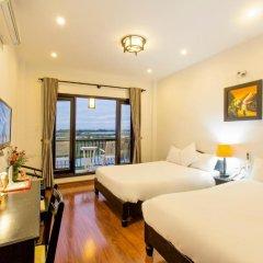 Отель Riverside Impression Homestay Villa 3* Номер Делюкс с 2 отдельными кроватями фото 8