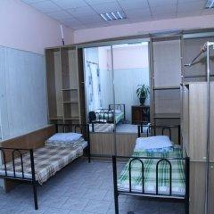 Хостел Столичный Экспресс Кровать в общем номере с двухъярусной кроватью фото 10