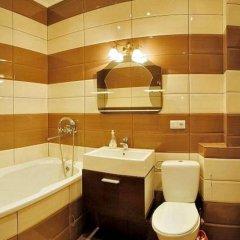 Гостиница Nadiya Apartments 1 Украина, Сумы - отзывы, цены и фото номеров - забронировать гостиницу Nadiya Apartments 1 онлайн ванная