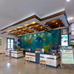Sanya South China Hotel гостиничный бар