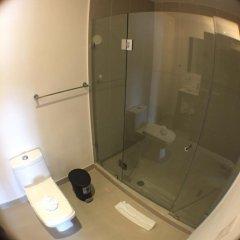 Отель Suites Malecon Cancun Стандартный номер с различными типами кроватей фото 10