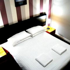 Апартаменты Hot-el-apartments Glasgow Central комната для гостей