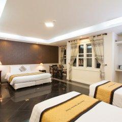 Hanoi Old Quarter Hotel 3* Люкс разные типы кроватей фото 5