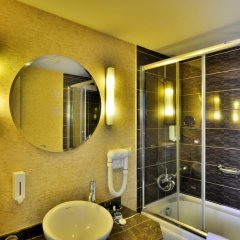 Orange County Resort Hotel Alanya Турция, Окурджалар - 2 отзыва об отеле, цены и фото номеров - забронировать отель Orange County Resort Hotel Alanya - All Inclusive онлайн ванная