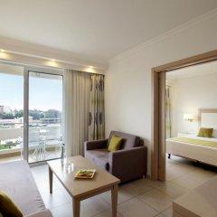 Отель Electra Palace Rhodes 5* Люкс с различными типами кроватей фото 4