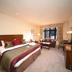 New Hall Hotel & Spa 4* Представительский номер с различными типами кроватей фото 2