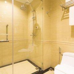 Отель LK President Номер Делюкс с различными типами кроватей фото 11