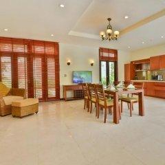 Отель Secret Garden Villas-Furama Beach Danang 3* Вилла с различными типами кроватей фото 5