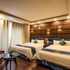 Sapa Mimosa Hotel 2* Стандартный номер с различными типами кроватей фото 8
