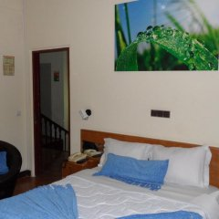 Hotel Paulista 2* Стандартный номер двуспальная кровать фото 33