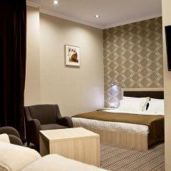 Гостиница Кирофф 4* Номер Бизнес с различными типами кроватей фото 3