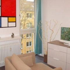 Апартаменты Business meets Düsseldorf Apartments Дюссельдорф детские мероприятия фото 2