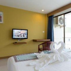Ansino Bukit Hotel 3* Номер Делюкс двуспальная кровать фото 11