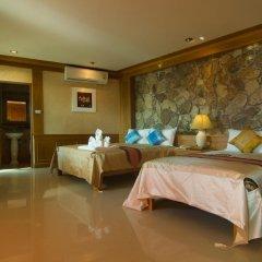 Отель Ko Tao Resort - Sky Zone 3* Номер Делюкс с различными типами кроватей фото 4