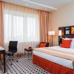 Гостиница Radisson Blu Челябинск 5* Стандартный номер с двуспальной кроватью