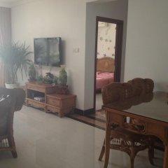 Апартаменты Duoleju Family Seaview Apartment Номер Делюкс с 2 отдельными кроватями