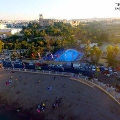 Отель Beach Garden Сан Джулианс спортивное сооружение
