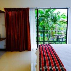 Отель The Umbrella House 3* Номер Делюкс с различными типами кроватей фото 10