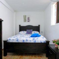 Отель Hostal Pajara Pinta Номер Делюкс с различными типами кроватей фото 9